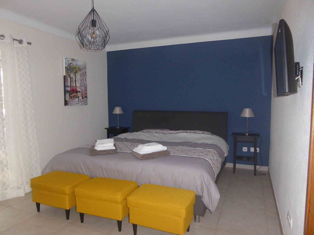 Chambre bleu Casa Katz